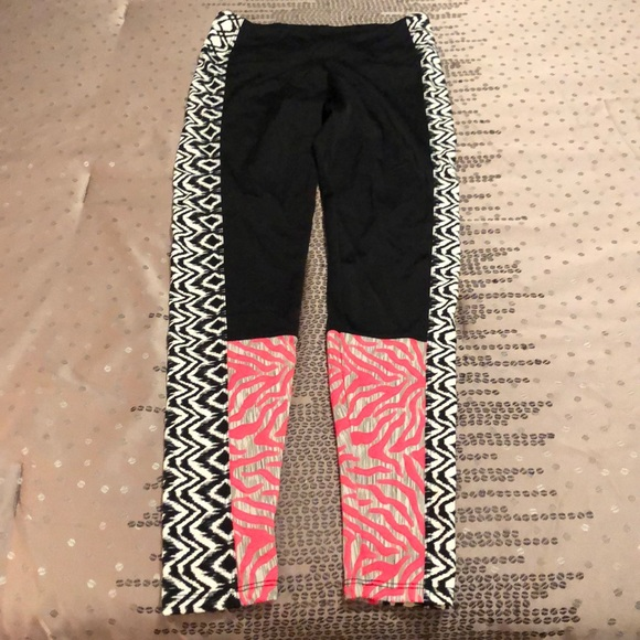Onzie Pants - Onzie Colorblock Legging in S/M